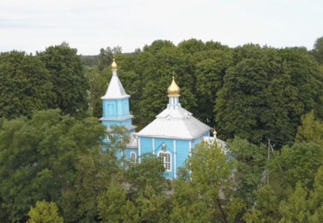 У п'яти селах громади поблизу Луцька відзначають престольне свято