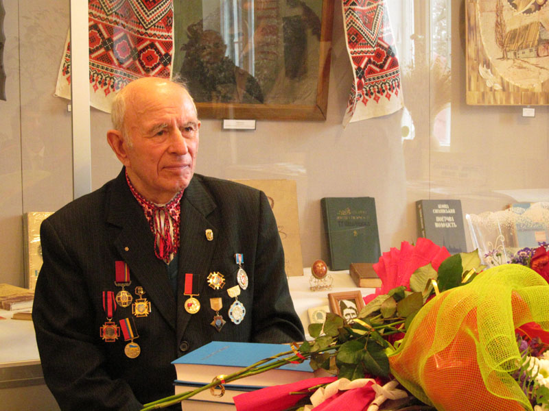 Відійшов у вічність почесний громадянин Володимира-Волинського
