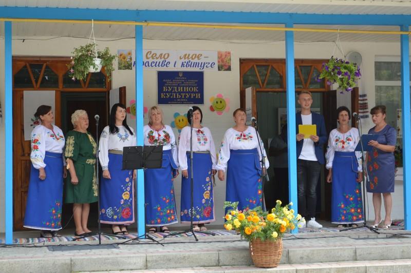 У двох населених пунктах Ковельської громади відзначили День села