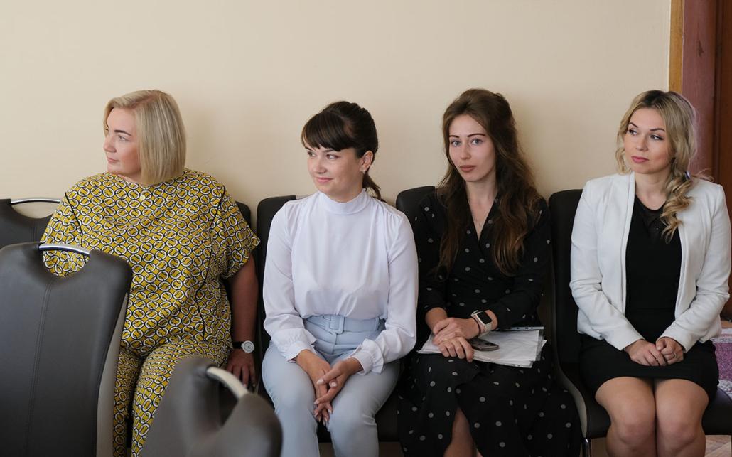 У Нововолинську обирали керівників закладів культури