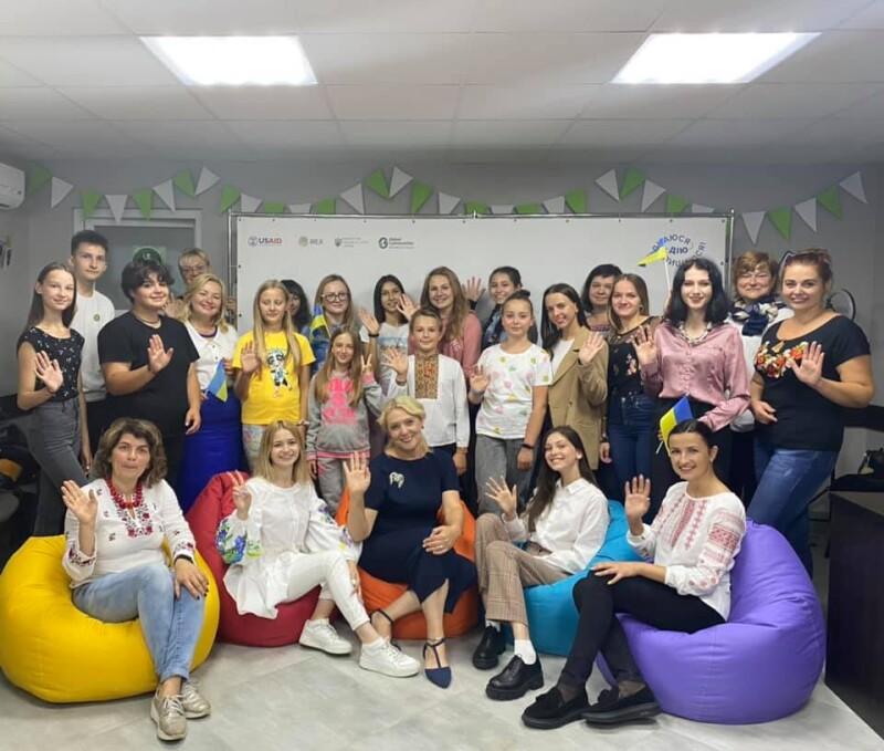 Луцька громада долучилася до національної арт-події «Молодь inUA»