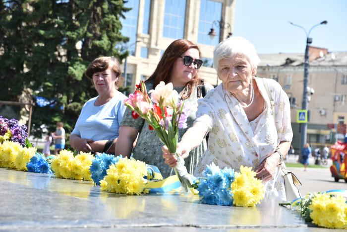 Лучани вшанували 108-му річницю від дня смерті Лесі Українки