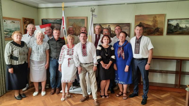 Носії історії: у Ківерцях організували зустріч із ветеранами осередку Руху