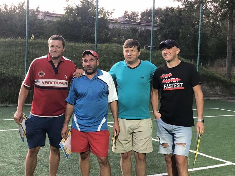 У Ковелі організували турнір з тенісу серед ветеранів