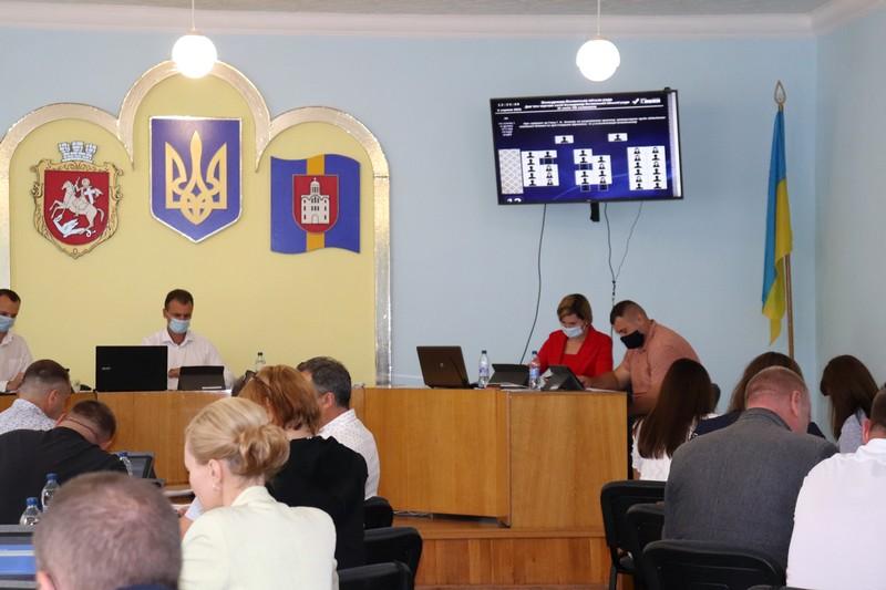 Депутати Володимир-Волинської міськради ухвалили зміни до місцевого бюджету