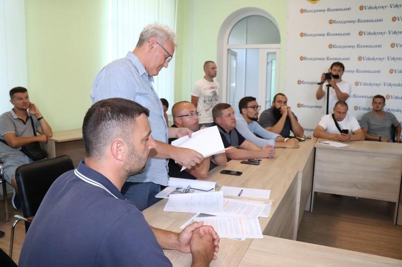 Долю будівництва готелю для паломників у Володимирі-Волинському вирішуватимуть комісія та громадськість