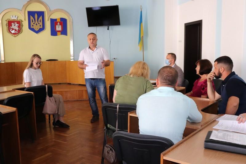 У Володимирі-Волинському вперше засідала новообрана громадська рада
