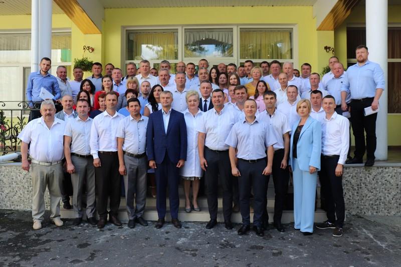 Виклики та перспективи місцевого самоврядування Волині обговорили на виїзному засіданні координаційної ради