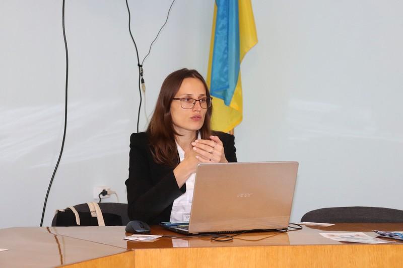 У Володимирі-Волинському презентували електронну систему безготівкової оплати у громадському транспорті