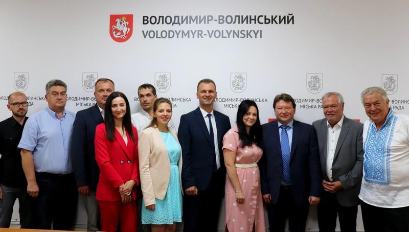 У Володимир-Волинській громаді поліпшиться послуга ранньої діагностики онкозахворювань завдяки українсько-німецькому проекту