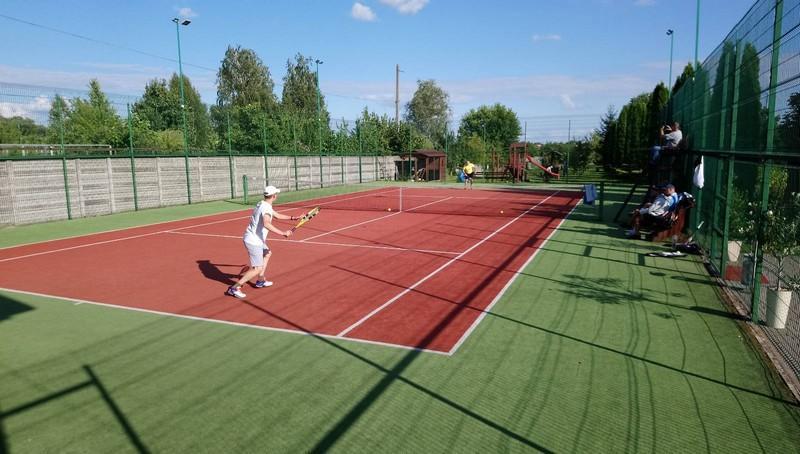 У Ковелі тенісний турнір приурочили Дню Незалежності України