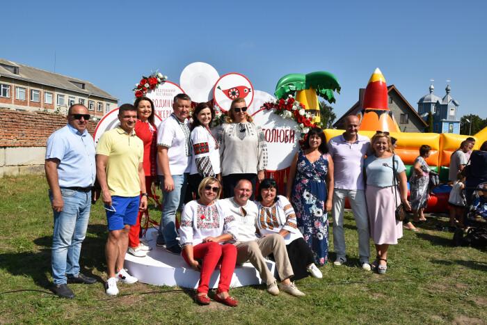 Мандрований фестиваль «З родинного джерела» завітав у Боголюби