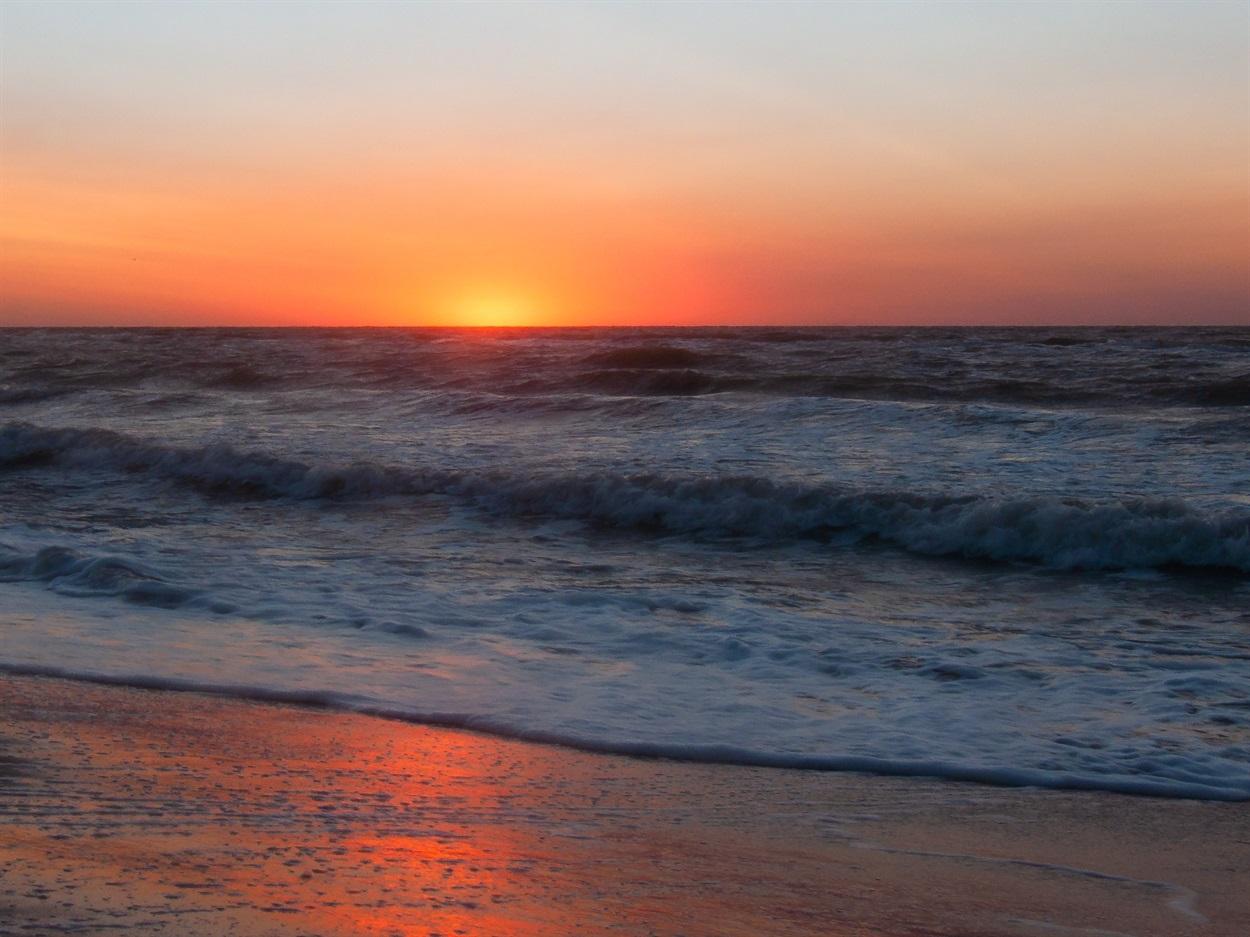 Завершення літнього сезону на морі буде спекотним та сухим