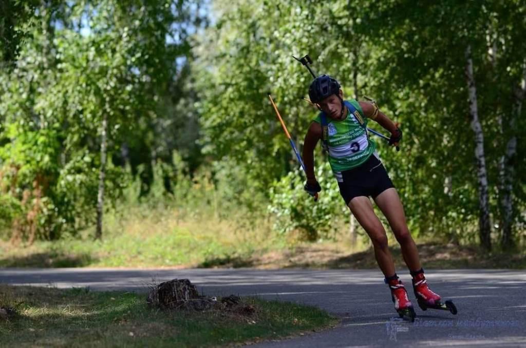Волинянин став бронзовим призером чемпіонату України з біатлону