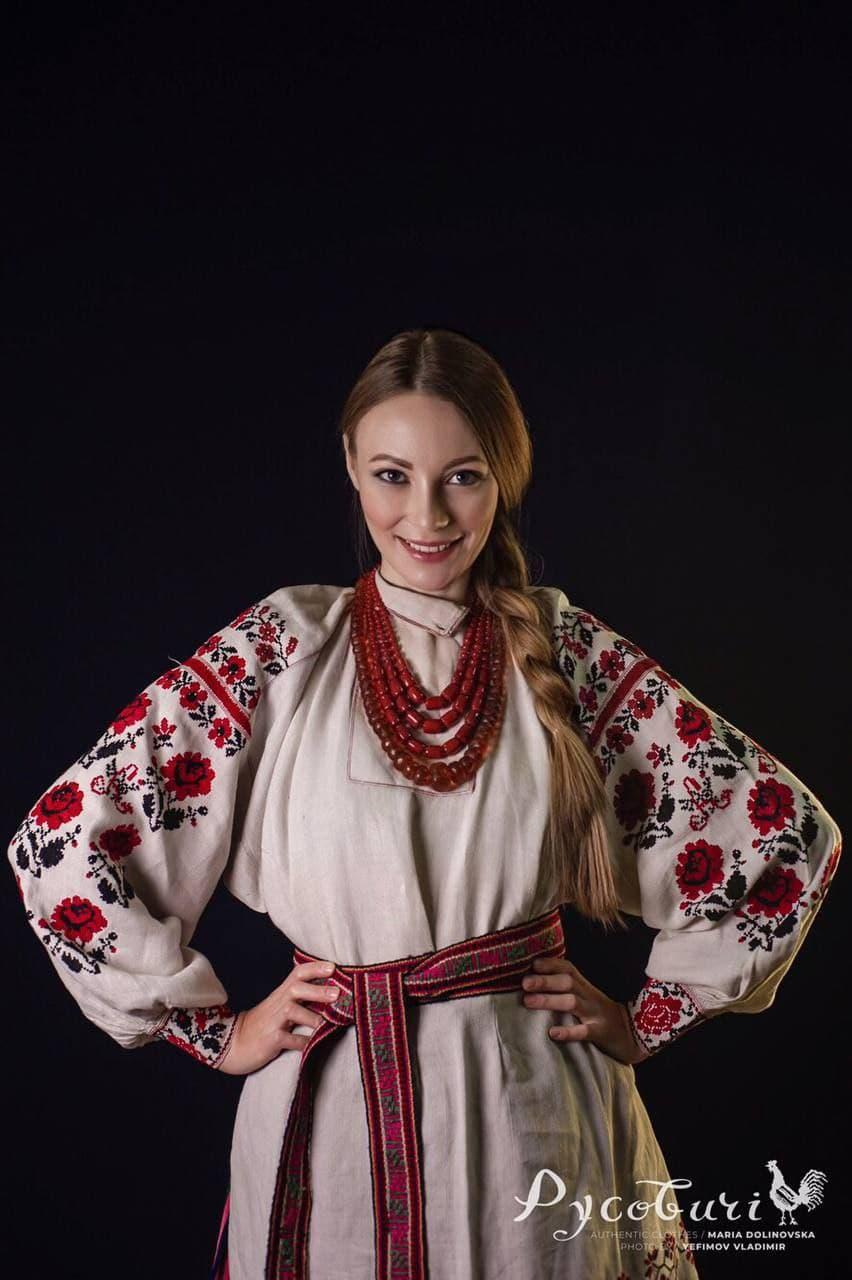 На фестивалі «Княжий» презентують ексклюзивні колекції одягу в етно-стилі