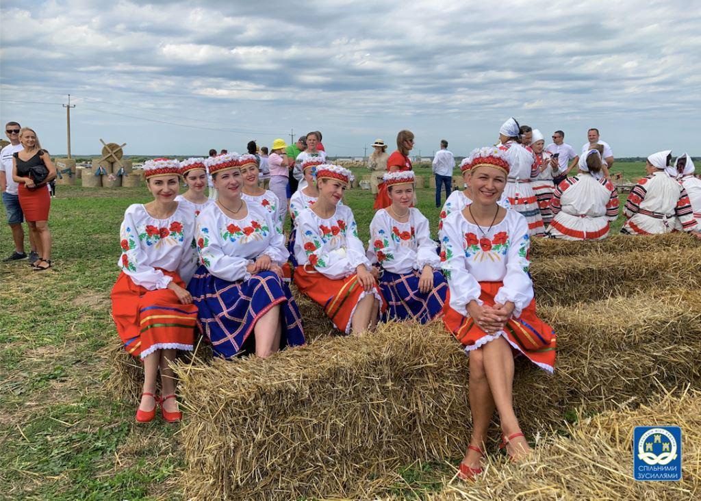 У Ковельському районі відбувся фестиваль громад