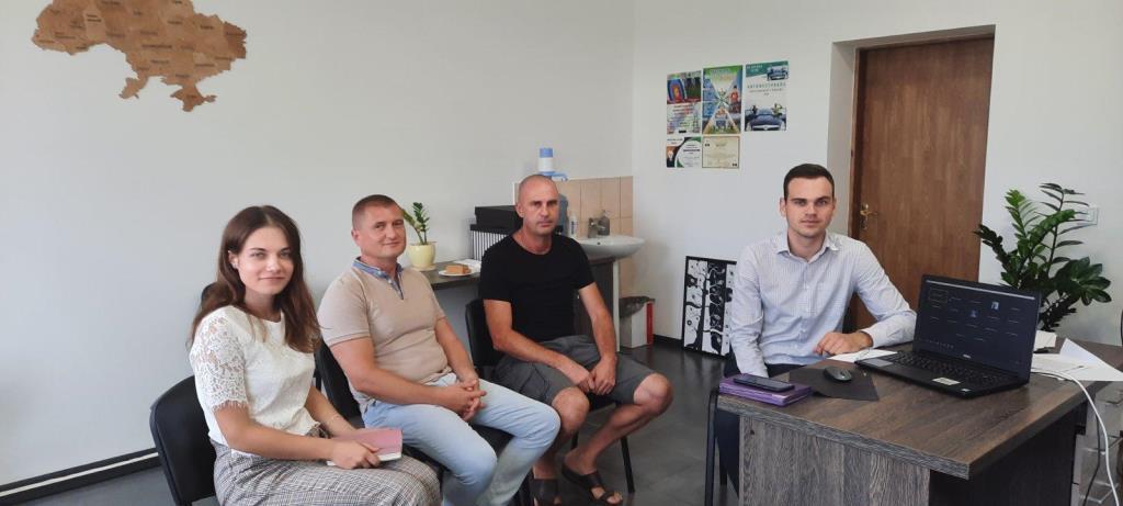У Боратинській громаді стартувало навчання для підтримки ветеранів