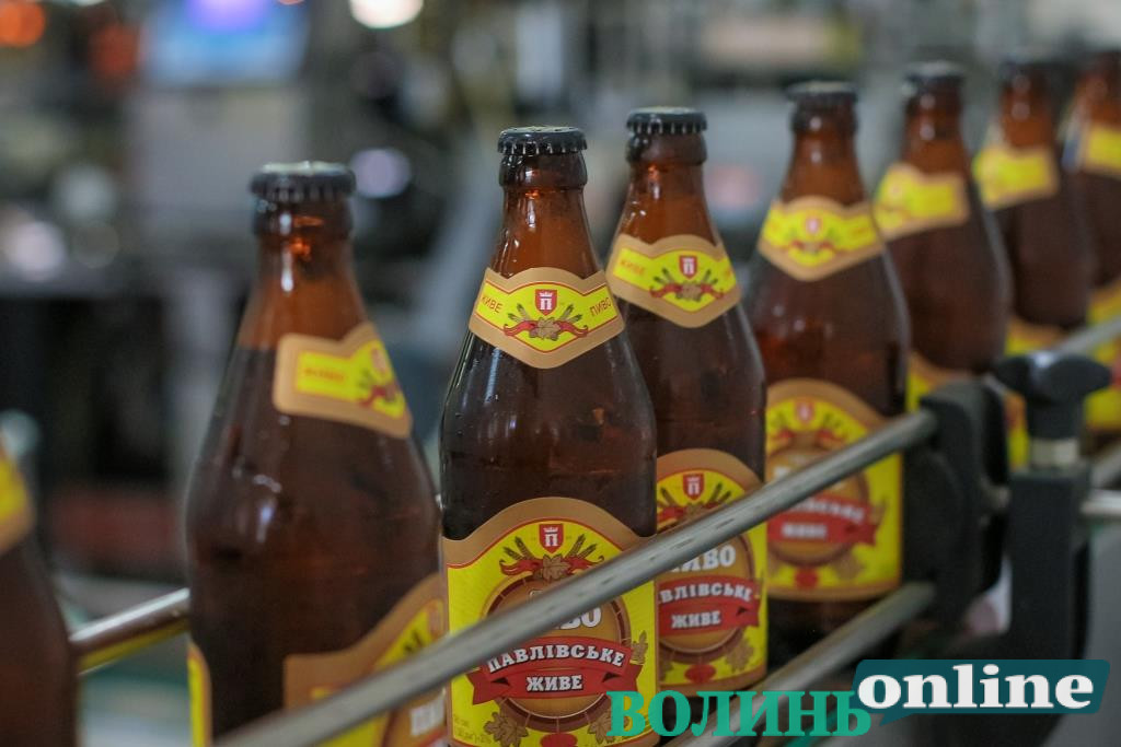 Як народжується пиво на Волині: екскурсія з виробництва, де продовжують графські традиції. ФОТО. ВІДЕО