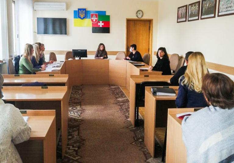 У Нововолинську радилися щодо погашення податкової заборгованості до бюджету громади