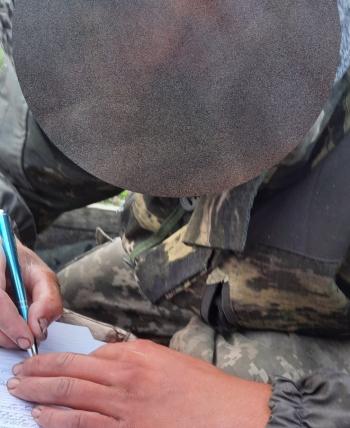 У Оріхівському заказнику на Волині викрили порушника рибальства