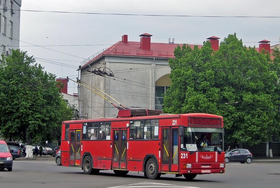 У Луцьку тимчасово змінять рух тролейбусу № 5