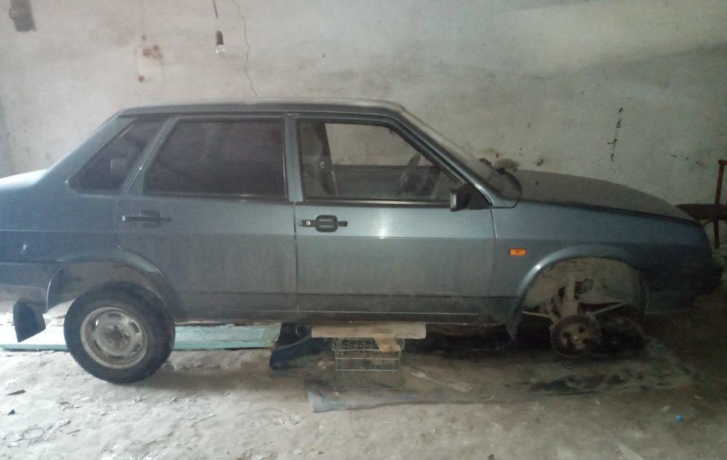 На Волині з аукціону продають авто марки ВАЗ державної власності