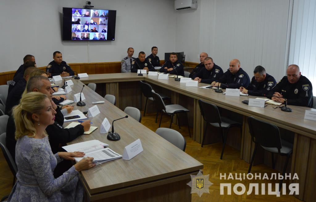 У поліції Волині обговорили питання дотримання прав людини