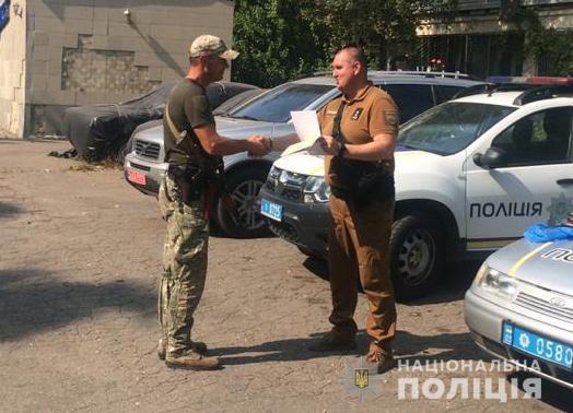 Командир роти «Світязь» відзначив кращих бійців спецпідрозділу