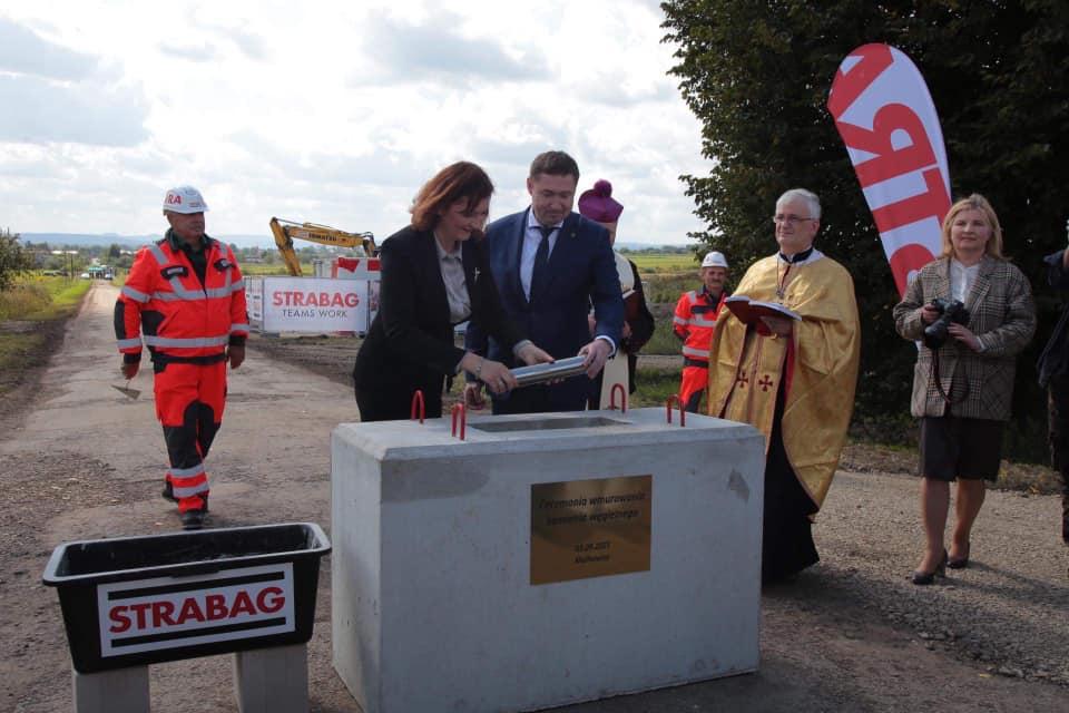 На українсько-польському кордоні будують новий пункт пропуску