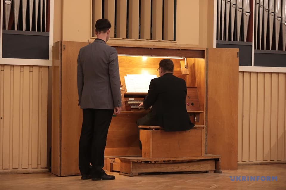 Будинок органної музики відкрив свій 41-й концертний сезон