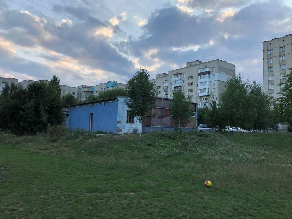 У Луцьку шукають орендаря для комунального приміщення на проспекті Соборності
