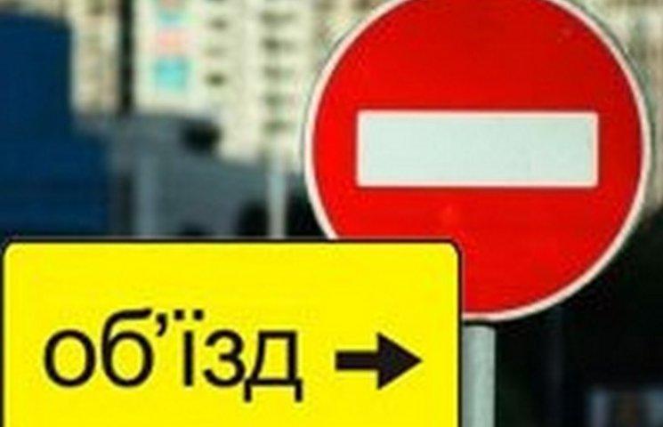 У Ковелі перекриють рух транспорту через залізничний переїзд на вулиці Брестській