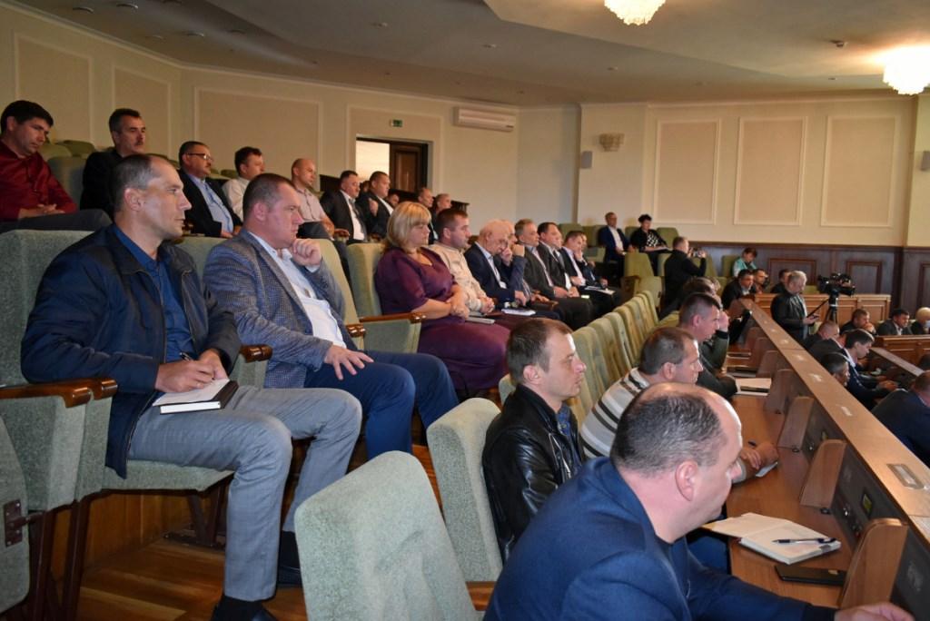 У Волинській ОДА обговорили шляхи реалізації програми «Масштабне залісення України»