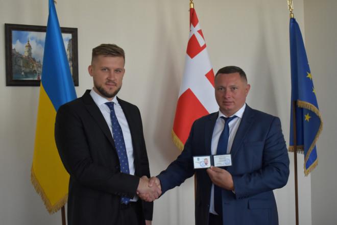 Голова Волинської ОДА представив нового заступника