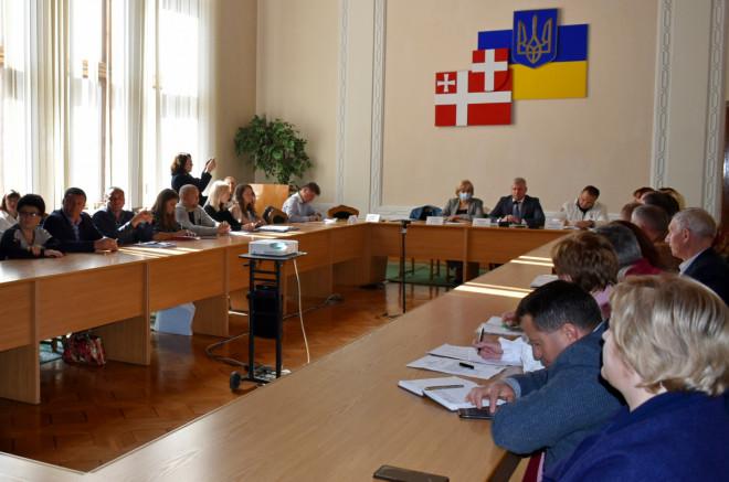 У Волинській ОДА обговорили підготовку проектів об'єктів «Великого будівництва»