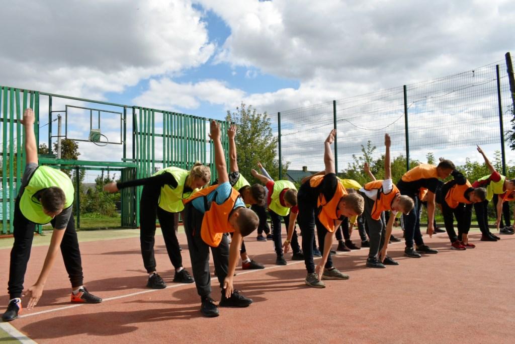 У двох селищах на Волині відбулися тренування на локаціях активних парків