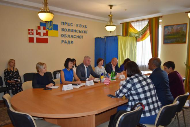 Волинь отримала можливість стати партнером першого набору масштабного Проекту «ГОВЕРЛА» за підтримки міжнародних партнерів