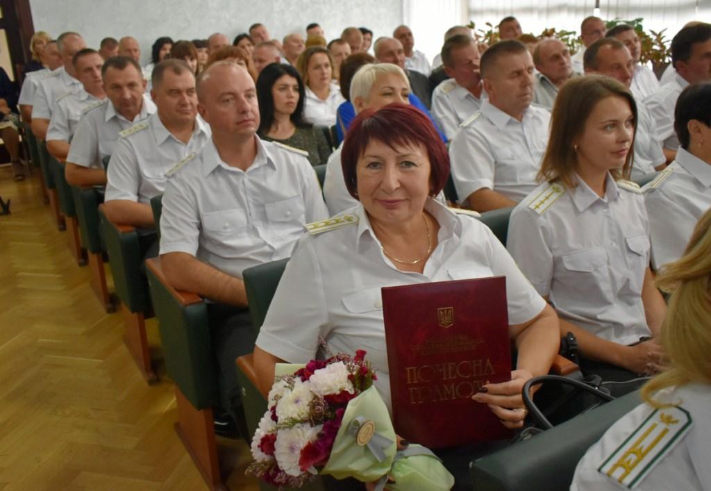 У Луцьку вітали працівників лісогосподарських підприємств області