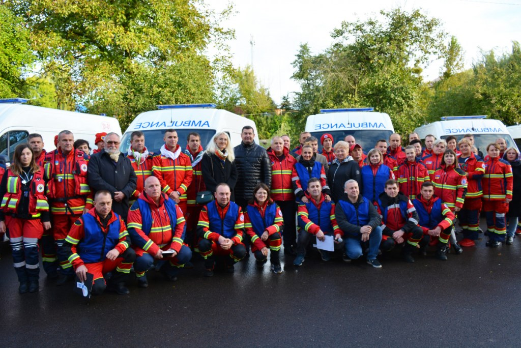 У Луцьку триває V чемпіонат бригад екстреної медичної допомоги «Волинські медичні ралі-2021»