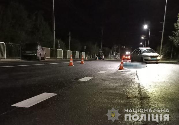 Поліція за фактом летальної ДТП у Володимирі-Волинському розпочала кримінальне провадження