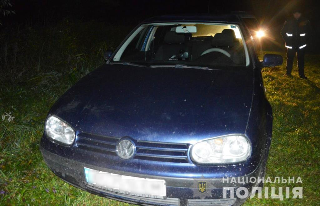 Збив хлопця та втік: на Волині поліцейські оперативно встановили водія, який залишив місце ДТП