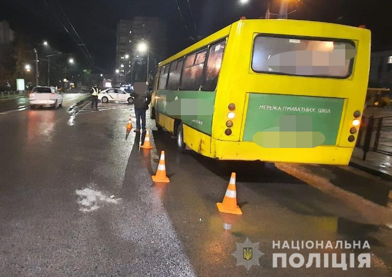 У Луцьку та Володимир-Волинському районі в ДТП травмувалися три пішоходи