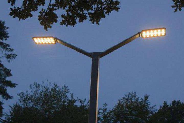 У селі поблизу Луцька реконструюють освітлення за понад мільйон