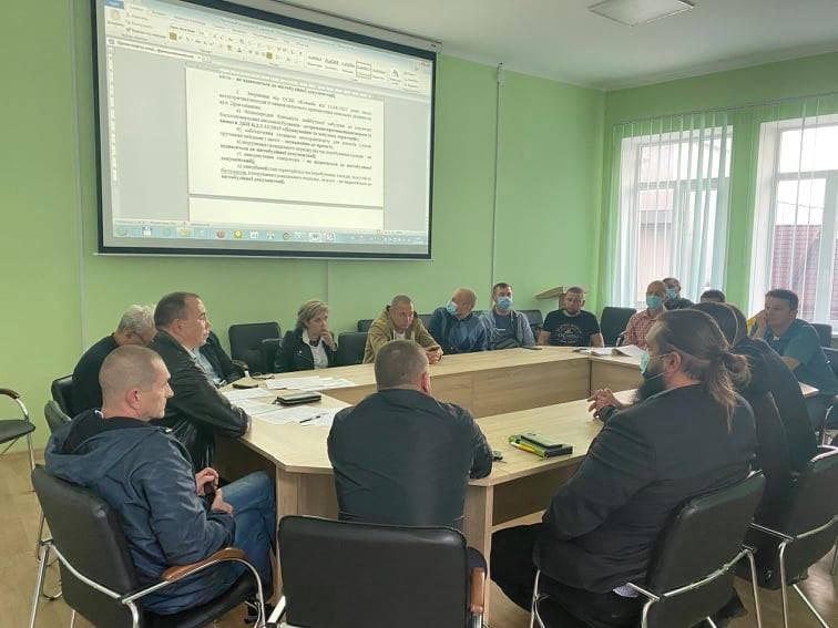 Погоджувальна комісія у Володимирі-Волинському виступила проти будівництва готелю