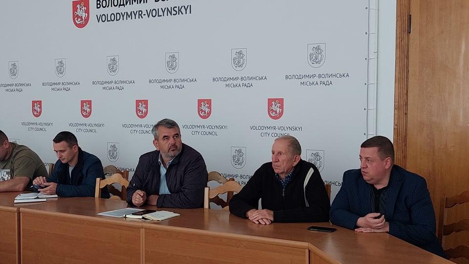 Для КП «Полігон» у Володимирі-Волинському планують придбати техніку