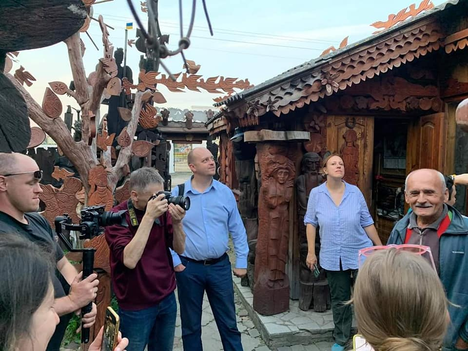 У Володимирі-Волинському побувала команда туристичного промо-туру «Via Regia Ukraine»
