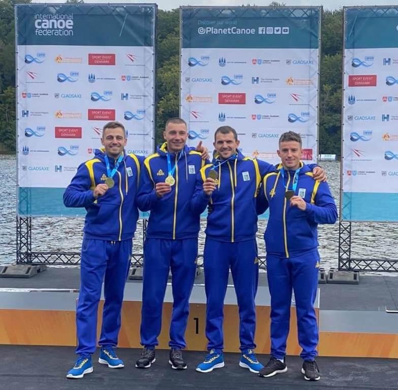 Волиняни стали чемпіонами світу з веслування