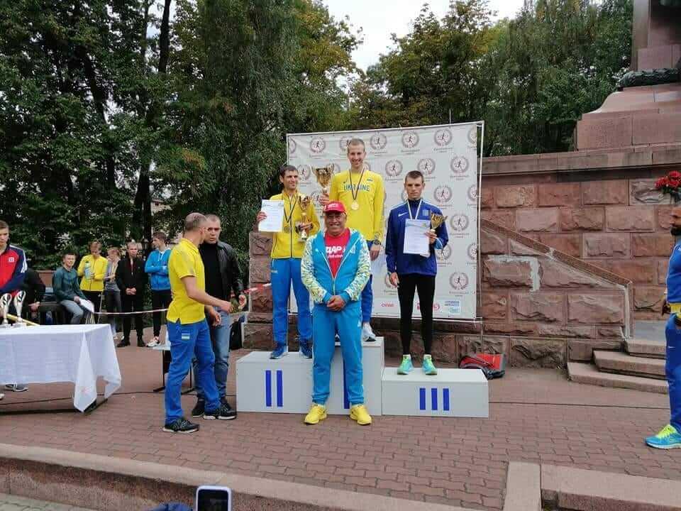 Волинські спортсмени здобули медалі чемпіонату України з бігу на одну милю