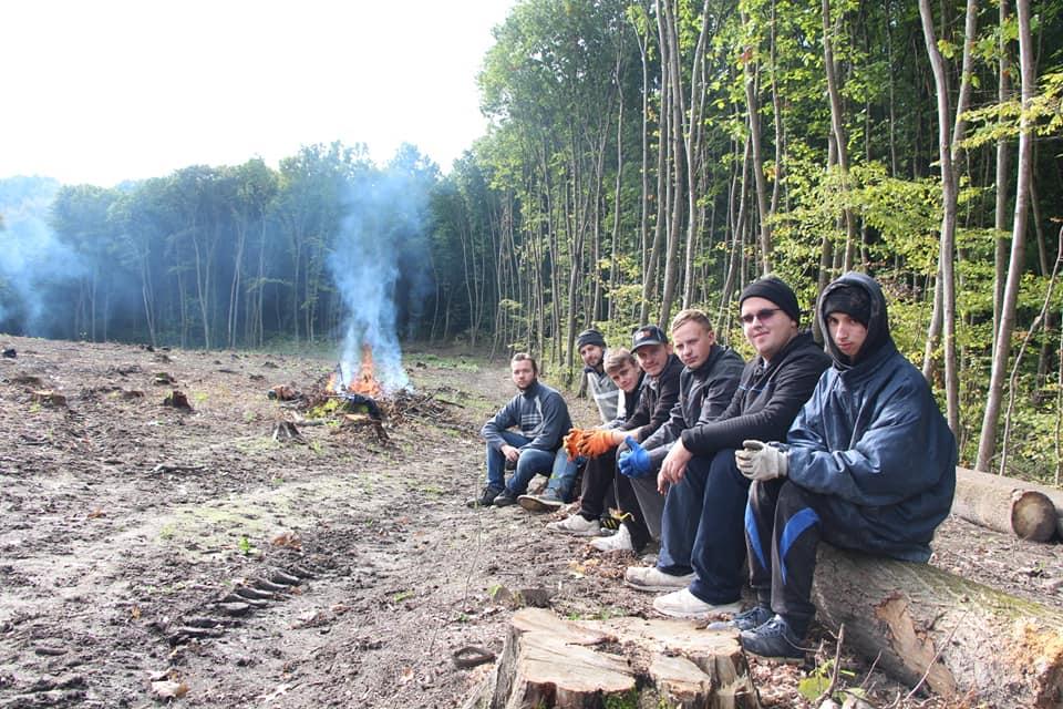 Студенти ВПБА долучилися до подолання екологічної проблеми