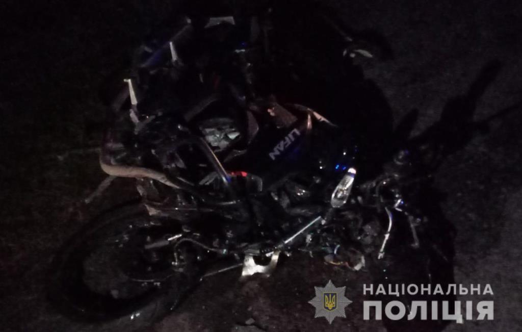 Внаслідок ДТП у Луцькому районі загинув мотоцикліст